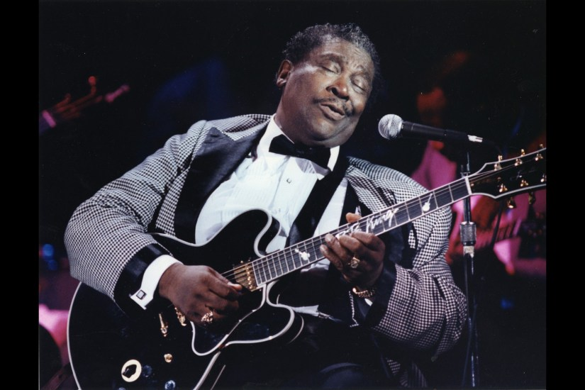 Best Blues Guitarist