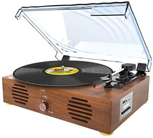 Top Record Players Below $100