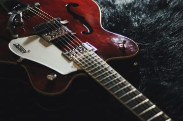 Best Hollow Body Guitars Under $1000