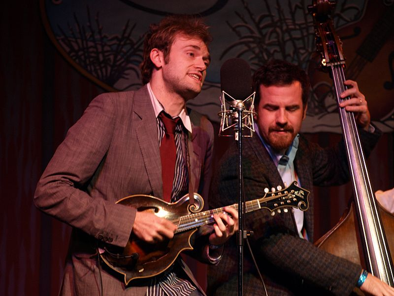 Chris Thile on Mandolin - Best Mandolin Players of All Time
