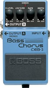 Electric Bass Pedals