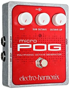Best Guitar Octave Pedals