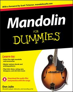 Best Book For Learning Mandolin