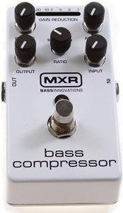 MXR M87 Bass Compression Review