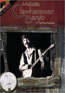 Melodic Clawhammer Banjo Instruction Book