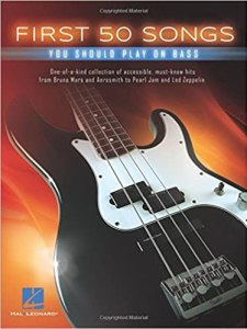First 50 Songs You Should Learn On Bass