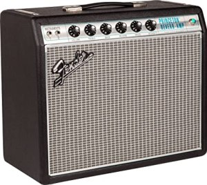 Fender 68 Guitar Amplifier Under $1000