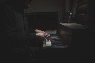 playing piano over 50