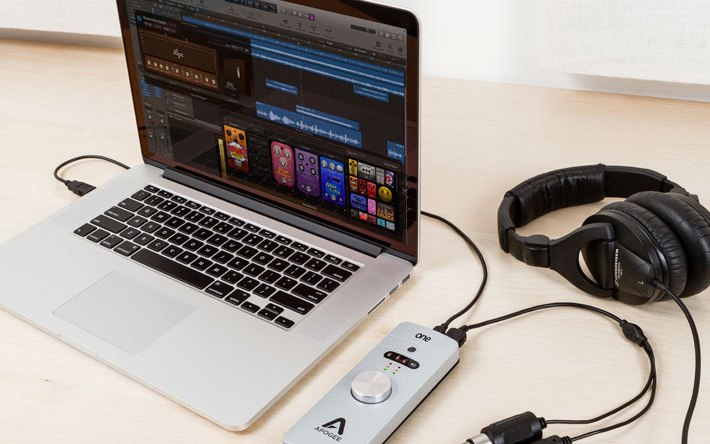 Apogee One For Mac Audio Interface Is Here