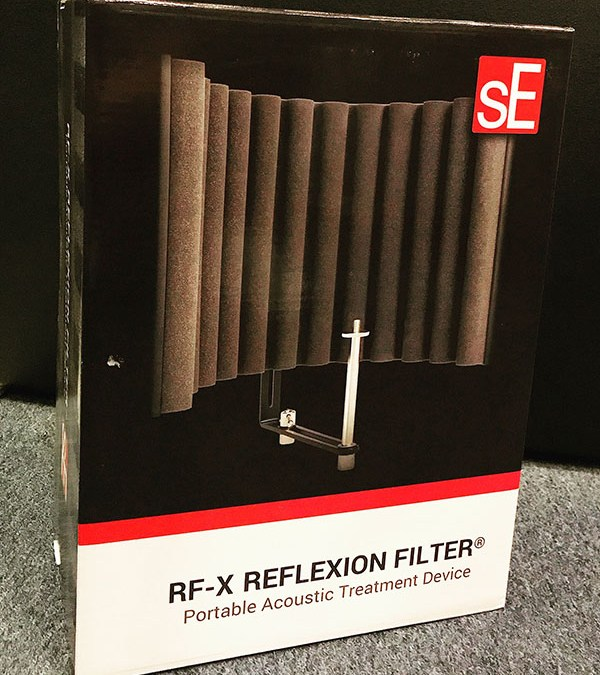 sE RF-X Reflexion Filter New Packaging