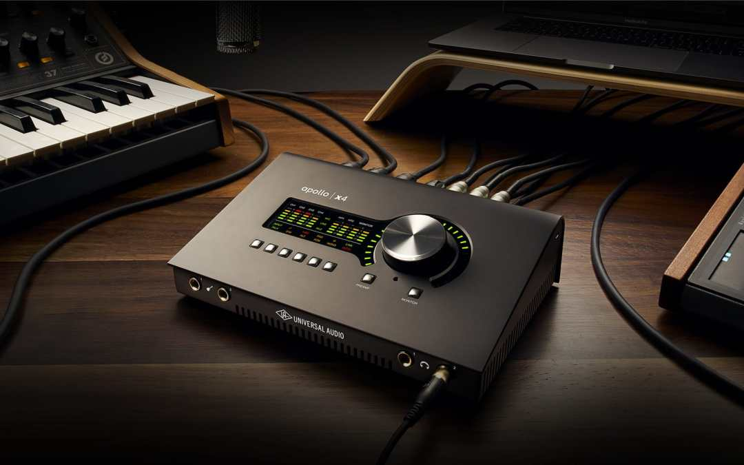 UAD Apollo X4 Audio Interface