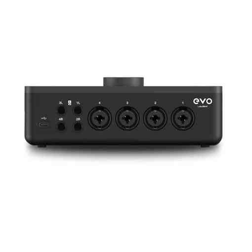 Evo 8 Audio Interface 4in-4out.
