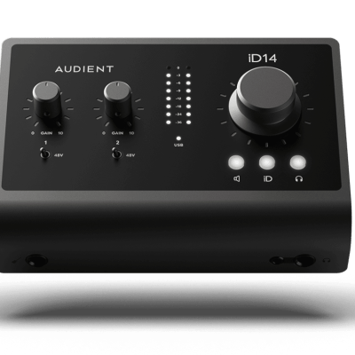 Audient iD14 MKII Singapore