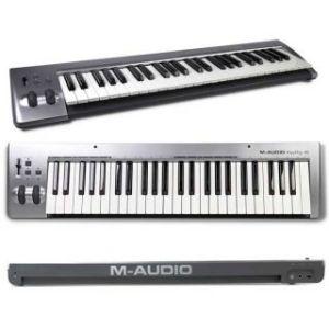 M-AUDIO KeyRig 49 MIDI-клавиатура
