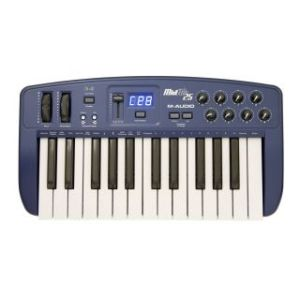 M-Audio MidAir 25 MIDI-клавиатура