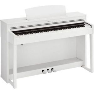 YAMAHA CLP-440WH цифровое фортепиано