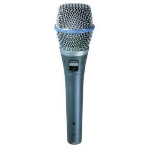 Вокальный микрофон SHURE Beta 87A