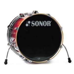 Бас-барабан Sonor F 27 1816 BD Force 2007 (Amber Fade) Bass Drum