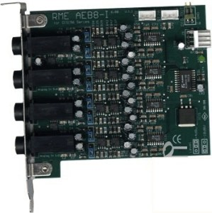 RME AEB 8:1 Expansion Board