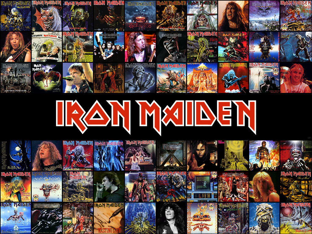 The Best Iron Maiden Albums From First To Last Musictrajectory Com