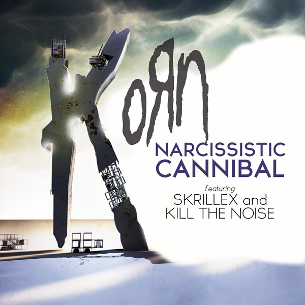 korn-narcissistic-cannibal-featuring-skrillex-single-cover