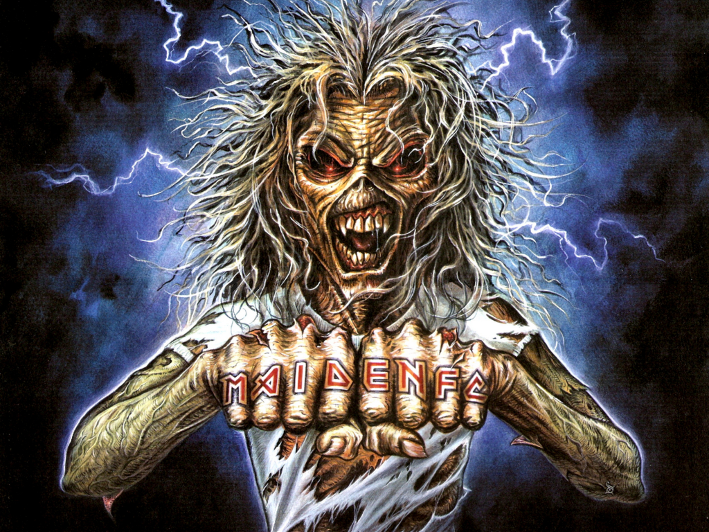 The 25 Best Iron Maiden Intros Musictrajectory Com