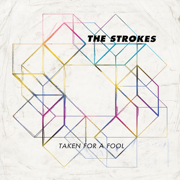 the-strokes-taken-for-a-fool-single-cover