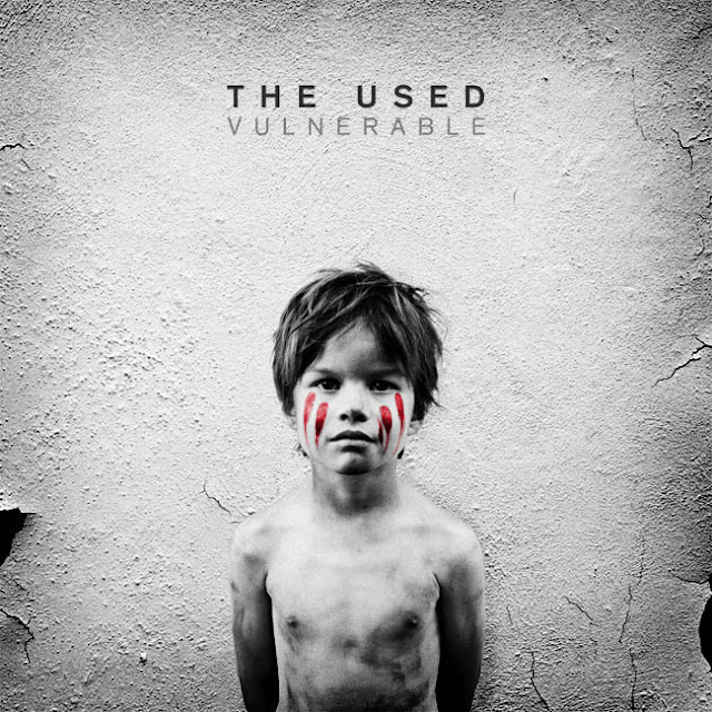 the-used-vulnerable-album-cover