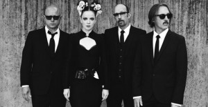 Garbage - band picture - 2012