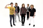 Cage the Elephant - band picture - 2011