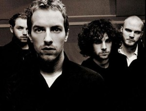Coldplay - band picture - 2011