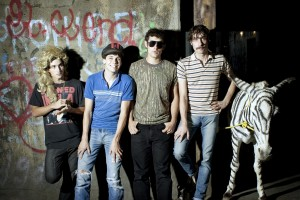 The Black Lips - band picture - 2011