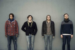 Twin Atlantic - band picture - 2011