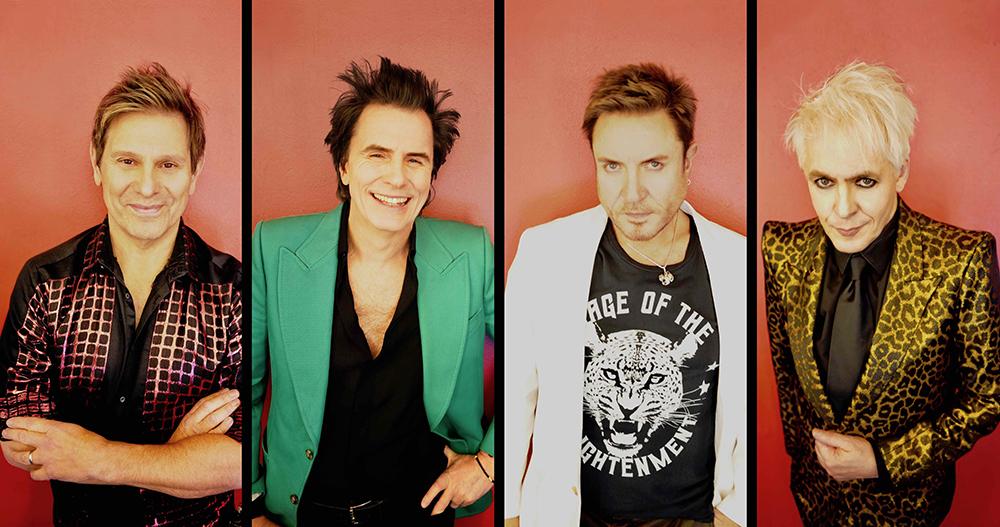 Duran Duran 2021 Music Trajectory photo credit Nefer Suvio