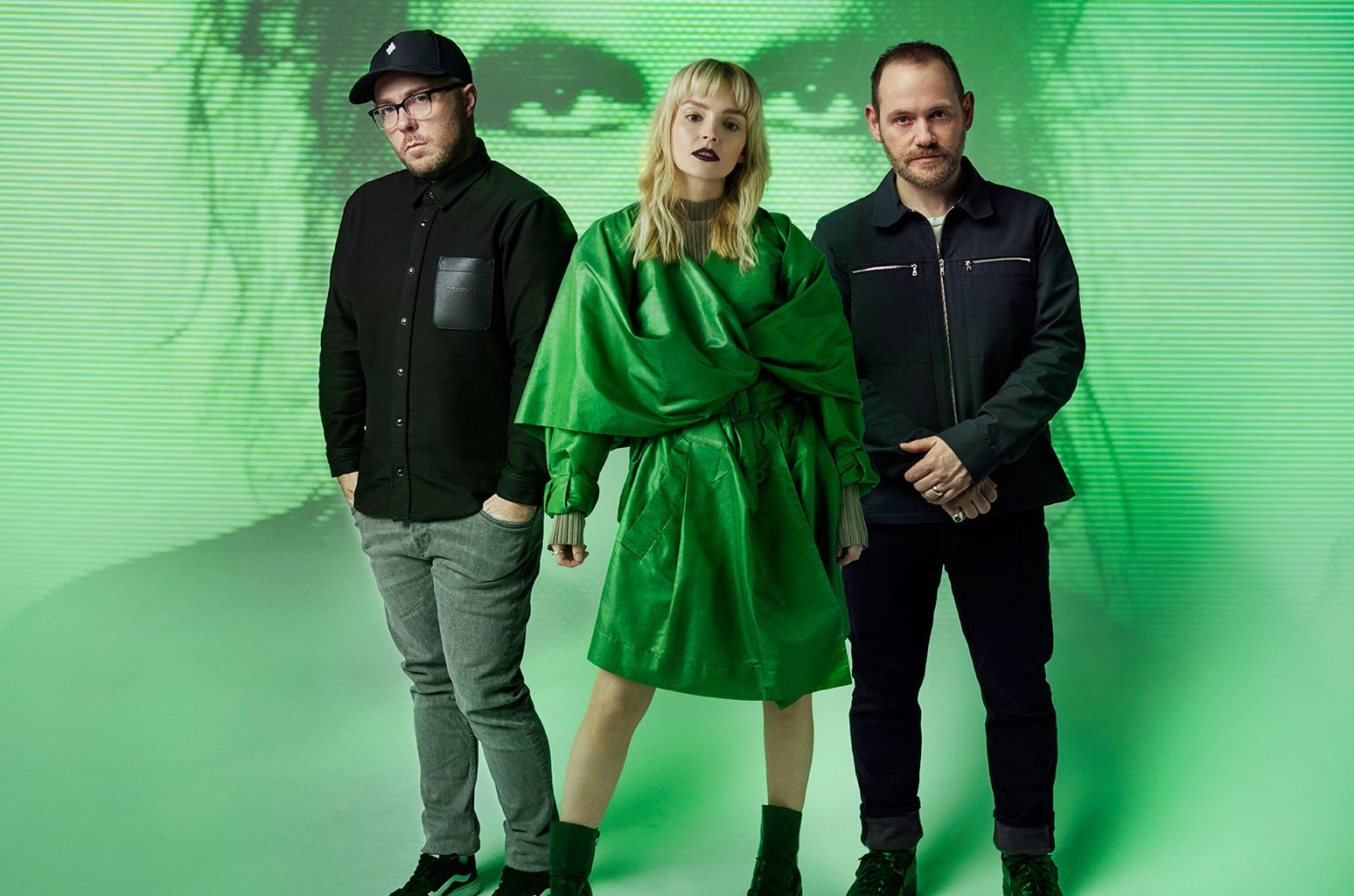 CHVRCHES 2021 Music Trajectory