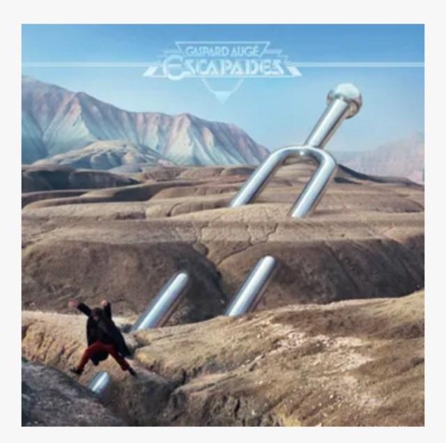 Gaspard Auge Escapes 2021 Music Trajectory
