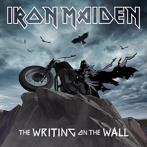 Iron Maiden The Writing on the Wall 2021 Music Trajectory