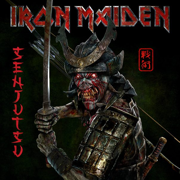Iron Maiden Senjutsu 2021 Music Trajectory