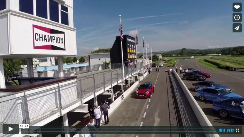 Goodwood Press Event