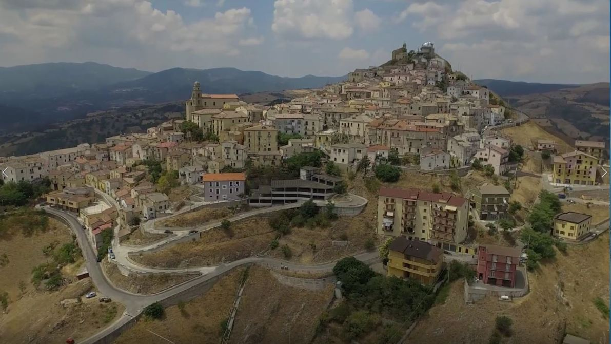 Italy by Drone