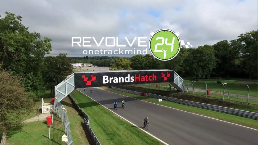 Revolve 24 event Brands Hatch