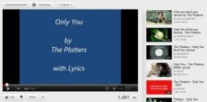 Music Videos with Lyrics Image