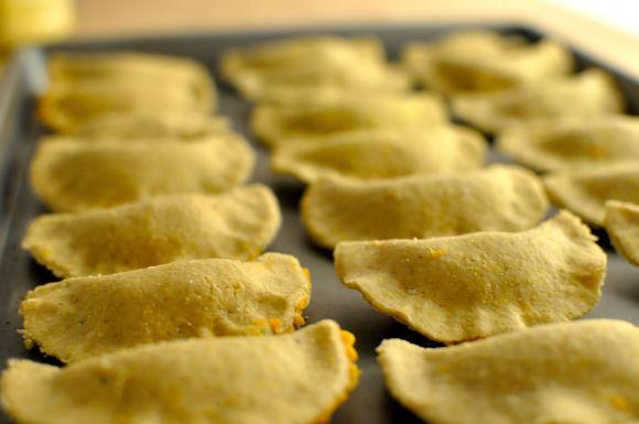 Sweet Potato Pierogi 3