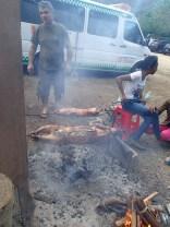 BBQ, Dili, June 14