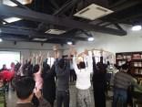 Gillian Howell - Community Music Workshop, Beijing 2