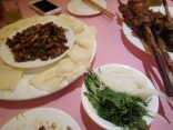 Delicious Uyghur food