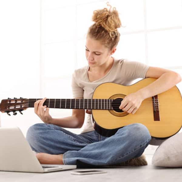 online-guitar-lesson