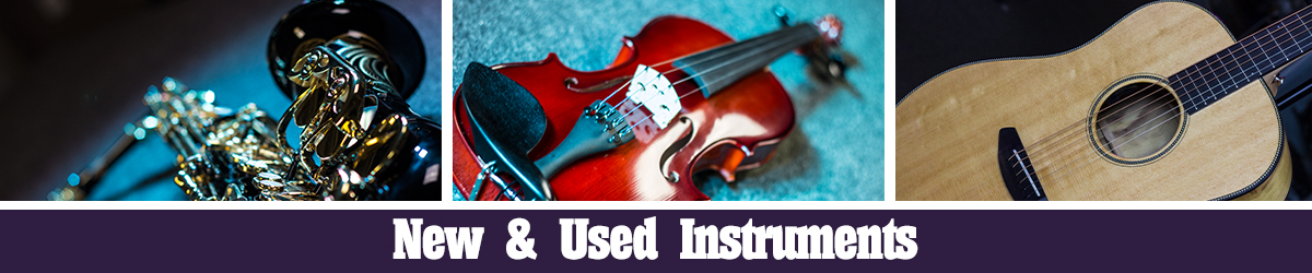 New And Used Instruments