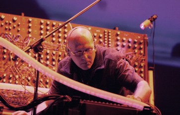Robert Rich @ 2007 Nearfest