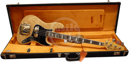 Fender Am. Vintage '74 Jazz Bass RW Natural